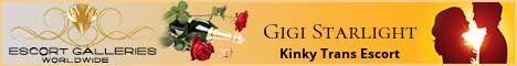Gigi Starlight - Kinky Trans Escort