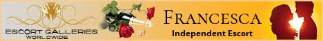 Francesca - Independent Escort
