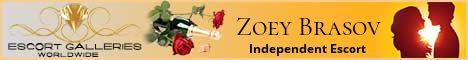 Zoey Brasov - Independent Escort
