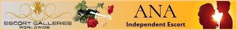 ANA - Independent Escort