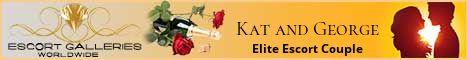 KittyKat AND Georgie - Elite Escort Couple