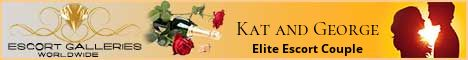 Kat and George - Elite Escort Couple