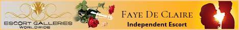 Faye De Claire - Independent Escort