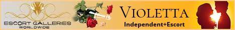 Violetta - Independent Escort