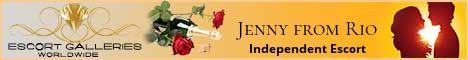 Jenny from Rio - Independent Escort