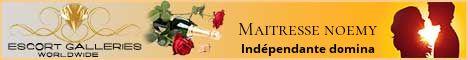 Maitresse noemy - Indépendante domina