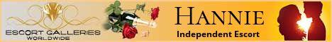 Hannie - Independent Escort