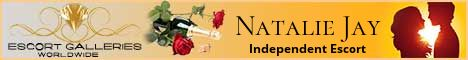 Natalie Jay - Independent Escort