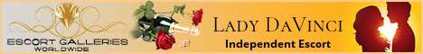 Lady DaVinci - Independent Escort