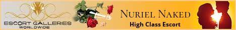 Nuriel Naked - High Class Escort
