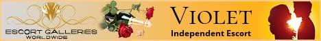Violet - Independent Escort