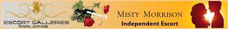 Misty  Morrison - Independent Escort