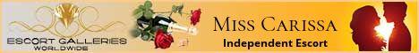 Miss Carissa - Independent Escort