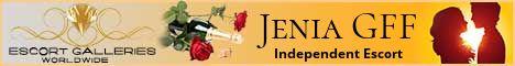 Jenia - Independent Escort