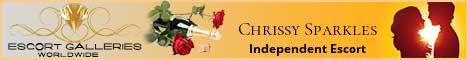 Chrissy Sparkles - Independent Escort