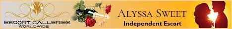 Alyssa Sweet - Independent Escort