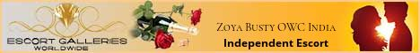 Zoya Busty OWC India - Independent Escort