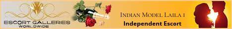 Indian Model Laila i - Independent Escort