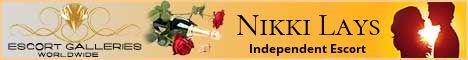 Nikki Lays - Independent Escort