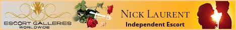 Nick Laurent - Independent Escort