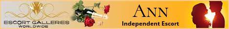 Ann - Independent Escort