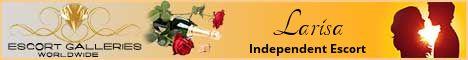 Larisa - Independent Escort