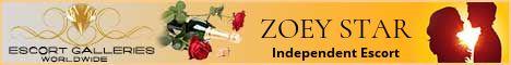 ZOEY STAR - Independent Escort