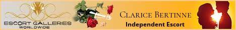 Clarice Bertinne - Independent Escort