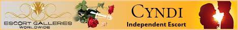 Cyndi - Independent Escort