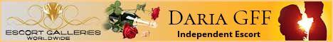 Daria GFF - Independent Escort