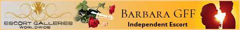 Barbara GFF - Independent Escort