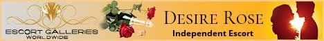Desire Rose - Independent Escort