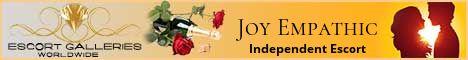 Joy Empathic - Independent Escort
