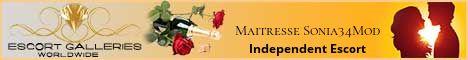 Maitresse Sonia34Mod - Independent Escort