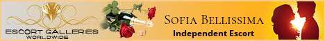 Sofia Bellissima - Independent Escort