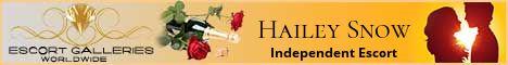 Hailey Snow - Independent Escort