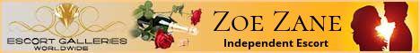 Zoe Zane - Independent Escort