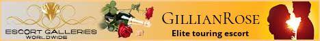 GillianRose - Elite touring escort