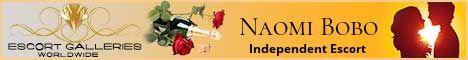 Naomi Bobo - Independent Escort