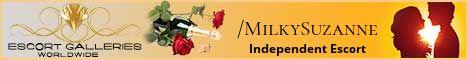 MilkySuzanne - Independent Escort