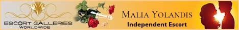 Malia Yolandis - Independent Escort