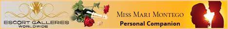 Miss Mari Montego - Personal Companion