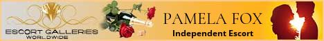 PAMELA FOX - Independent Escort