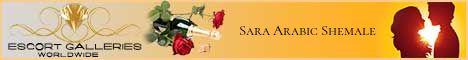 Sara Arabic Shemale - Independent Escort