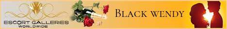 Black wendy - Independent Escort