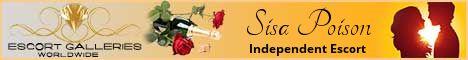 Sisa Poison - Independent Escort