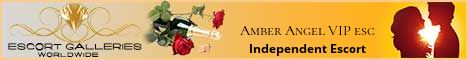 Amber Angel VIP esc - Independent Escort