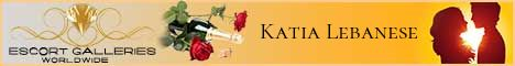 Katia Lebanese - Independent Escort