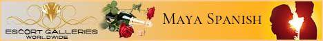 Maya Spanish - Independent Escort