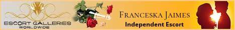 Franceska Jaimes - Independent Escort